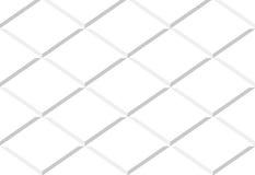 checkers białe Zdjęcie Royalty Free