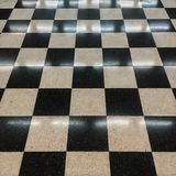 Checkers box tiles Stock Photos