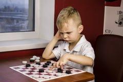 Checkers Royalty Free Stock Photo