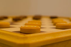 Checkers 2 Royalty Free Stock Images