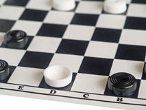 Checkers On Board