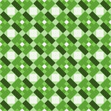 Checkers Seamless Background Pattern Stock Photos