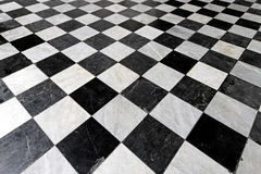 Checkers tiles Stock Photo