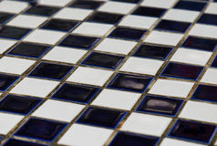 Checkers Tiles Stock Images