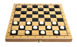 Checkers Royalty Free Stock Images