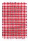 Checkerwork con el ribete Foto de archivo libre de regalías