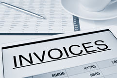 Free Checking The Invoices Stock Photos - 47908573