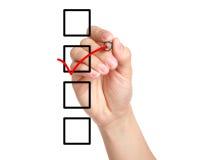 Free Checklist Stock Photos - 39796093