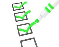 checklist libre illustration