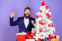Checklistenweihnachtsvorbereitung Weihnachtsgeschenke und -dekorationen Vorbereitung und Feier Wie man ehrfürchtiges organisiert lizenzfreie stockbilder