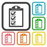 Checkmark Icon Royalty Free Stock Photo