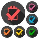 Checkmark Icon Stock Image