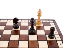 Checkmate. Royalty Free Stock Photo