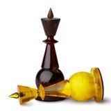 Checkmate. fotografia stock libera da diritti