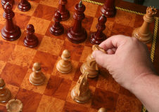 Checkmate Royalty Free Stock Images