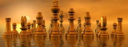 Checkmate Stock Image