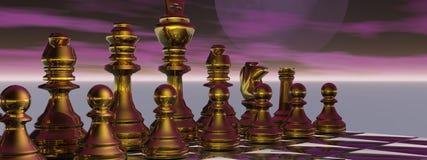 checkmate иллюстрация вектора