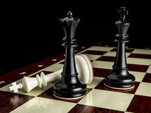 checkmate Zdjęcie Stock