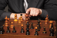 checkmate Fotografia Stock