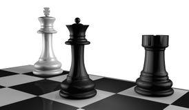 checkmate royalty-vrije illustratie