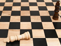 Checkmate Stock Photo