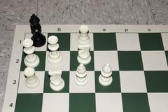 Checkmate? fotografia de stock