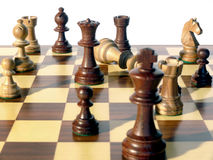 Checkmate Royalty Free Stock Photos