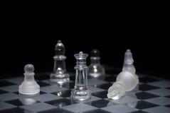 Checkmate da xadrez Foto de Stock