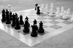 Checkmate! Game over Stock Photo