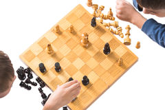 Checkmate, my friend Royalty Free Stock Images