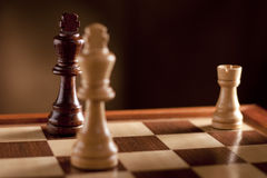 checkmate szachy Fotografia Stock