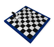 Checkmated Royalty Free Stock Image