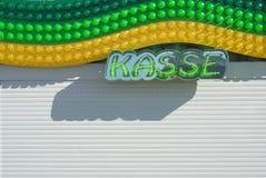Checkout Kasse Stock Image