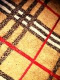 Checks. Abstract brown black checks Royalty Free Stock Photo