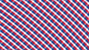 Checks Lines of Blue, white and Red colored American flag Fourth July theme. An Illustration Image of checks Lines of Blue, white and Red colored American flag royalty free illustration