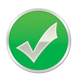 Checksymbol Lizenzfreies Stockbild