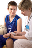 Checkup Royalty Free Stock Image