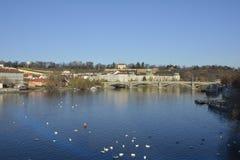 Checo Republic_Prague Imagens de Stock Royalty Free