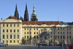 Checo Republic_Prague Foto de Stock Royalty Free