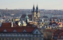 Checo Republic_Prague Foto de Stock