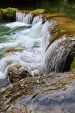 Ched Sao Noi Waterfall Imagen de archivo libre de regalías
