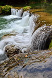 Ched Sao Noi Waterfall Royalty Free Stock Image