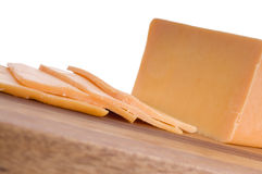 Chedar Cheese Stock Image