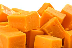 Cheddar cheese Stock Image