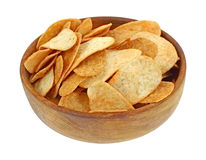 Cheddar Cheese and Bacon Flavored Chips Stock Image