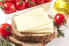 Cheddar cheese Royalty Free Stock Photo