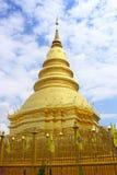 Chedee en el lumphun Tailandia fotos de archivo
