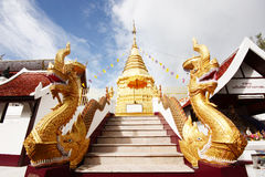 The Chedi. Royalty Free Stock Image