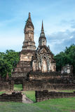 Chedi Ched Thaeo Ancient Temple Fotografie Stock