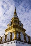 Chedi in Chiangrai Stock Image